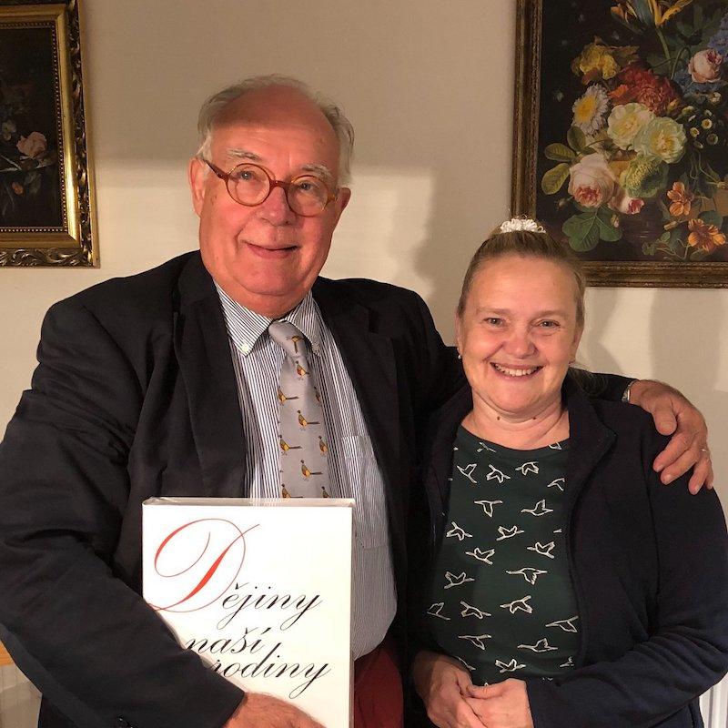 Baron Rudolf Von Geymüller - Nadační fond AROK