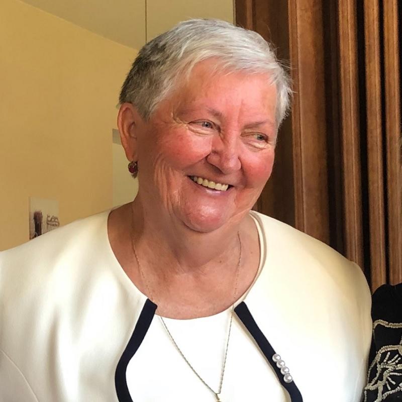 Jiřina Kozáková - Nadační fond AROK