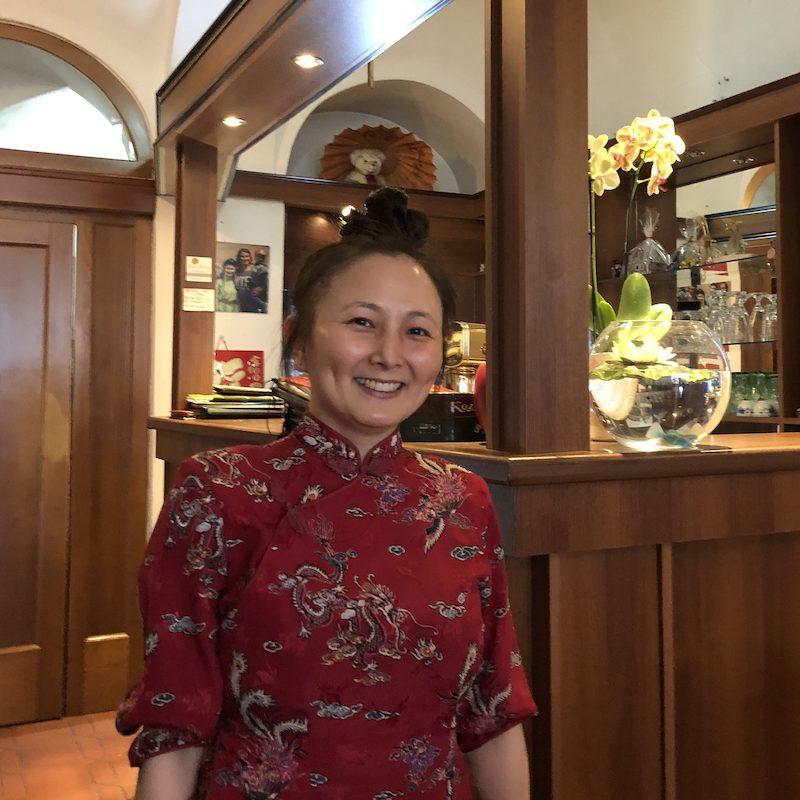 MUDr. Milena Černá - Nadační fond AROK